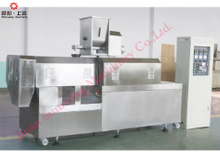 Single Screw Extruder for Snacks Pellet