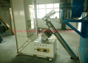 Textured Soya Nuggets Twin Screw Extruder line
