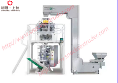 CY 388 snack food vertical packaging machine