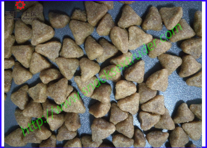 pet food manufacturing machine dry pet dog food making machine